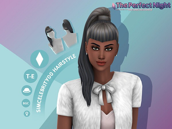 Lola Hairstyle by simcelebrity00 from TSR