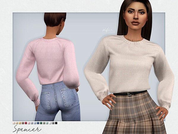 Spencer Sweater by Sifix from TSR