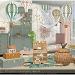 Stephanie nursery decor