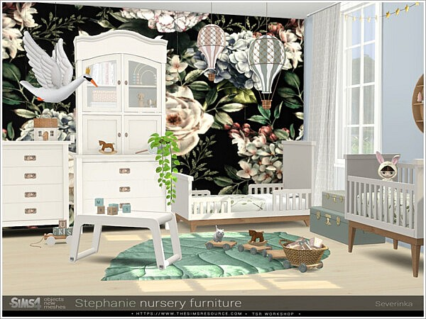 Stephanie nursery furniture