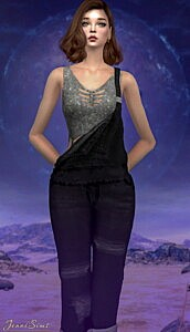 TOP VERSION and ACCESSORY sims 4 cc