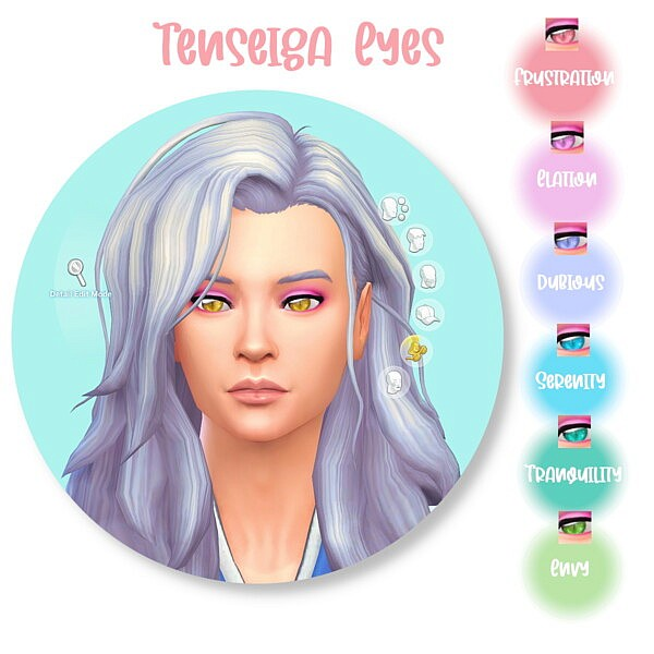 Tenseiga Eyes