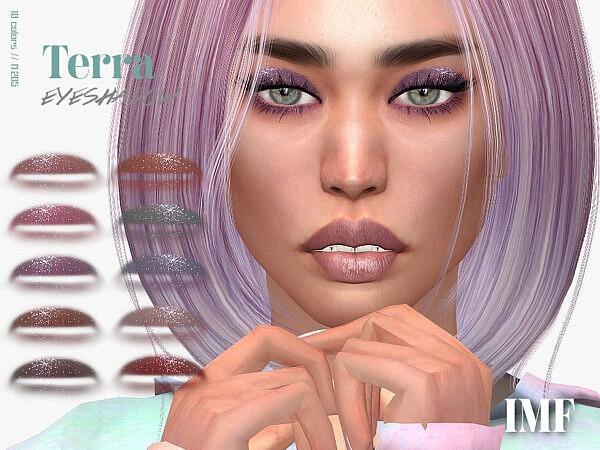Terra Eyeshadow N.205