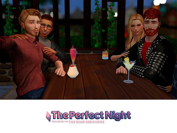 The Friends Selfie Pose Pack by David Mtv from TSR