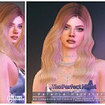 The Perfect Night Valeria Hairstyle