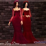 The Perfect Night Vampire Long Dress1