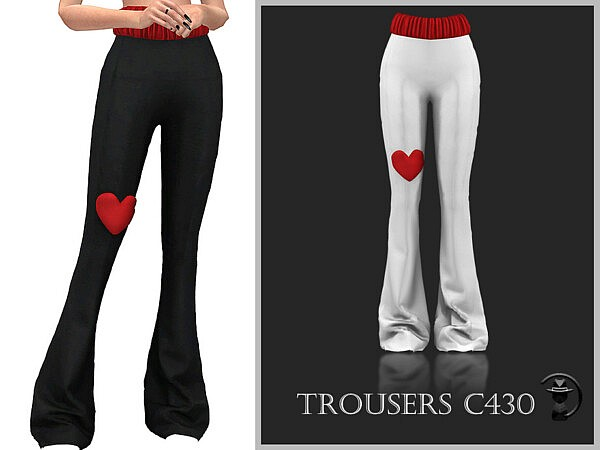 Trousers C430