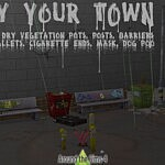 Uglify your town