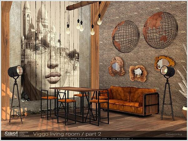 Viggo livingroom part II