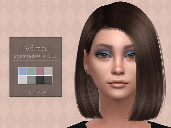 Vine Eyeshadow by Pipco from TSR