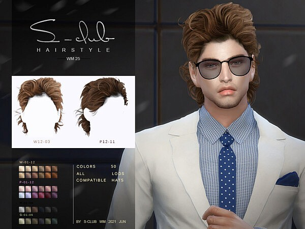 WM Hair 202025