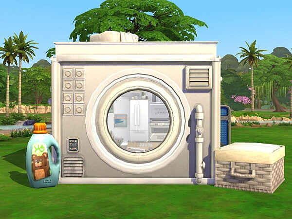 Washing Machine House