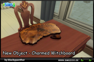 Witchboard from Charmed