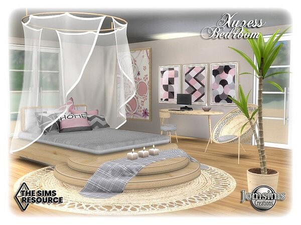 Xuzess bedroom