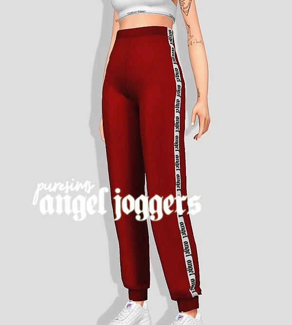 angel joggers
