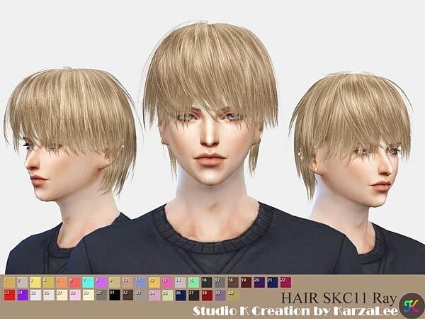 hair SKC11 Ray