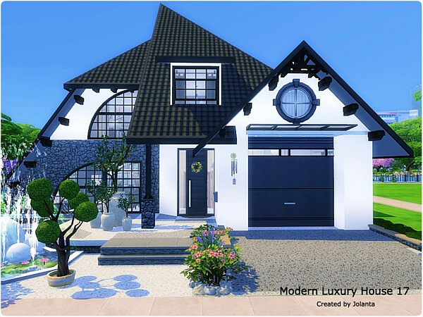 Modern Luxury House 17 by jolanta from TSR