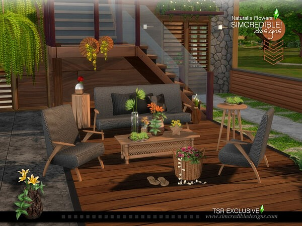Naturalis Flowers by SIMcredible! from TSR
