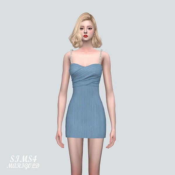 X TT Mini Dress from SIMS4 Marigold