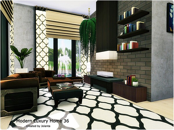 Modern Luxury Home 36 by jolanta from TSR