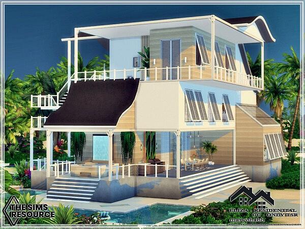 Eliza House by marychabb from TSR