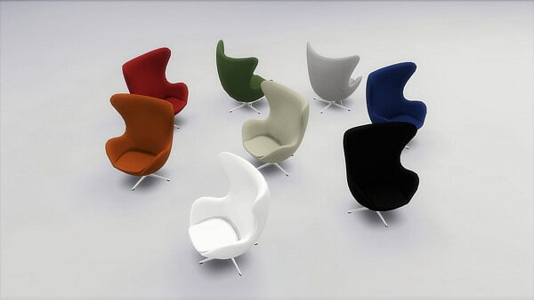 Egg Chair from Meinkatz Creations