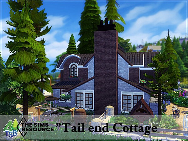 Tail end Cottage by bozena from TSR