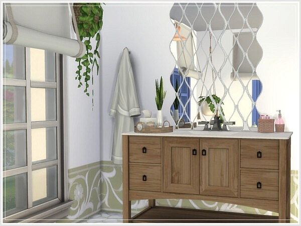 Kirstens Bathroom by philo from TSR