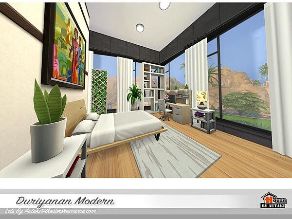 Duriyanan Modern NoCC by autaki from TSR
