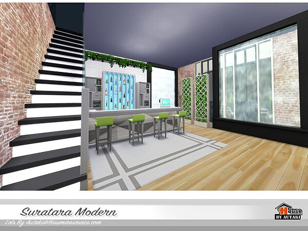 Suratara Modern NoCC by autaki from TSR