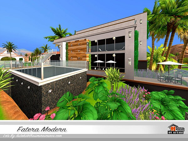 Fatera Modern NoCC by autaki from TSR