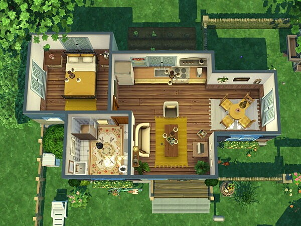Couples First Cottage by Flubs79 from TSR