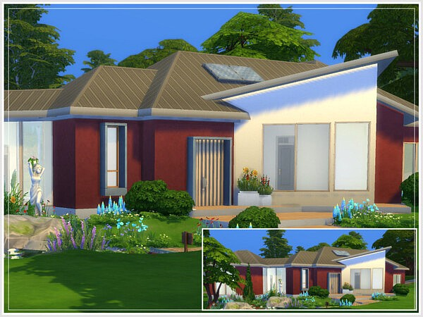 Kays Single Storey House by philo from TSR