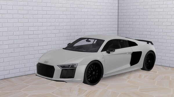 2017 Audi R8 from Modern Crafter