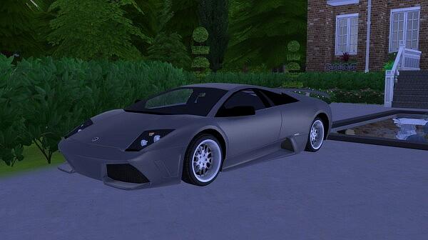 2006 Lamborghini Murcielago LP640 from Modern Crafter