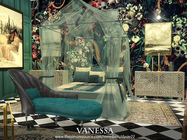 Vanessa Bedroom by dasie2 from TSR