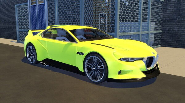 2015 BMW 3.0 CSL Hommage from Lory Sims