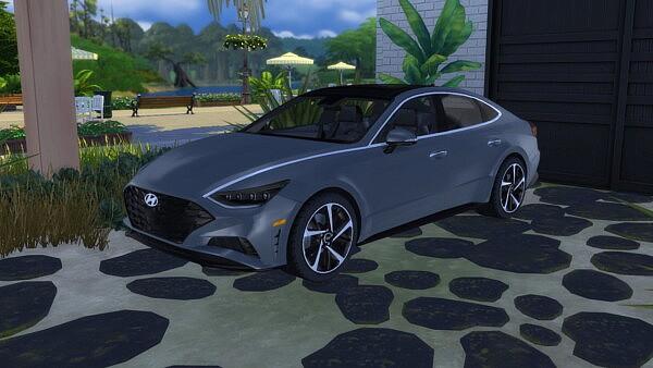 2020 Hyundai Sonata from Lory Sims