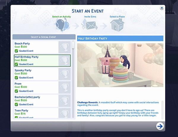 Memorable Events Mod   40 social events from Kawaiistacie