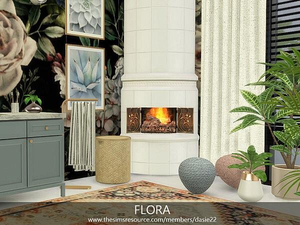Flora bathroom by dasie2 from TSR