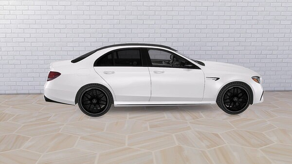 2018 Mercedes AMG E63 S from Modern Crafter