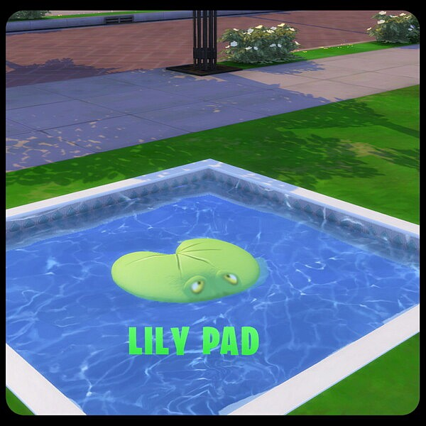 Animated Plant Pack by andrian m.l from Mod The Sims