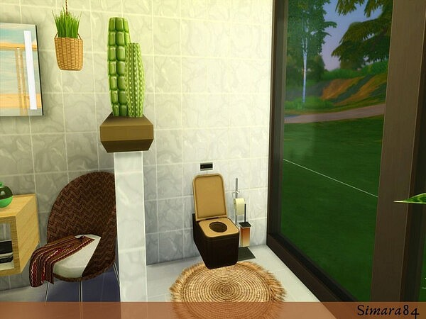 Bathroom Nature by Simara84 from TSR