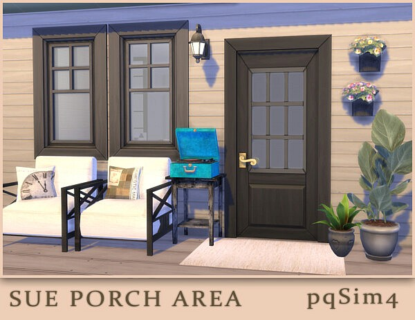 Porch Area from PQSims4