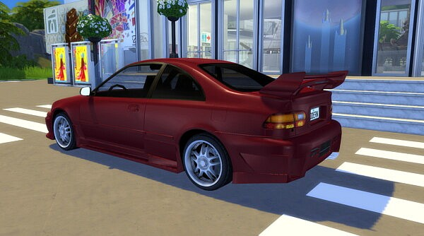 1993 Honda Civic from Modern Crafter