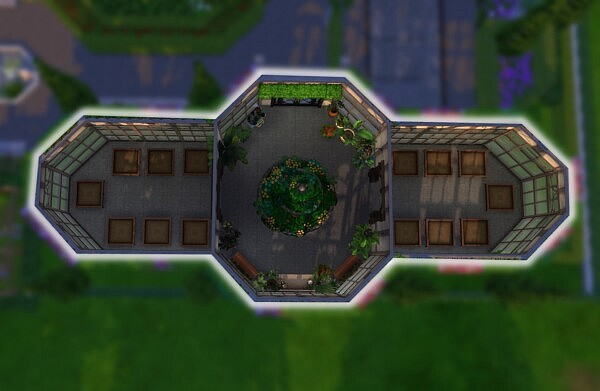 Avalon Manor by Lahawana from Mod The Sims