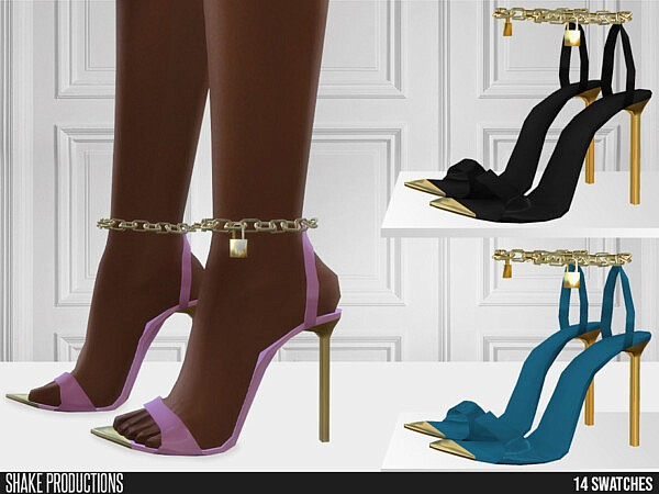 718   High Heels by ShakeProductions from TSR