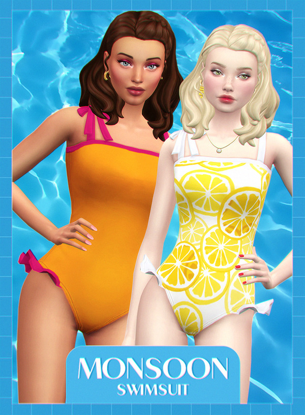 Pool Party Collection from Joliebean