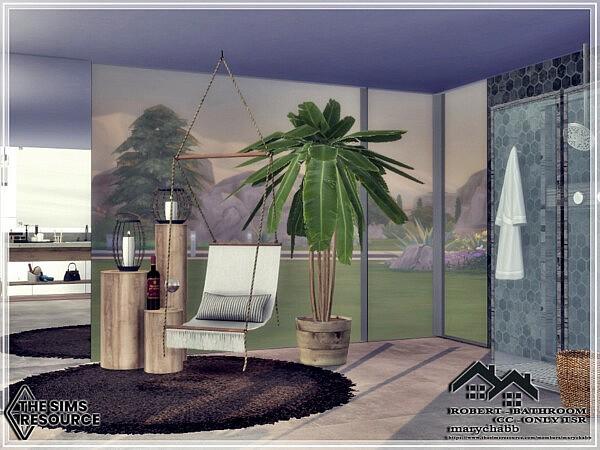 Robert Bathroom by marychabb from TSR