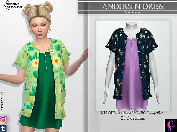 Andersen Dress by KaTPurpura from TSR